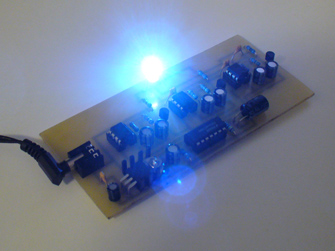 RGB LED COLOR CHANGER